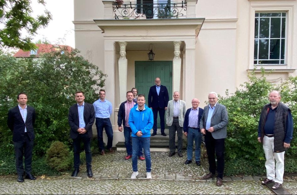 Wahl des Vorstandes des Freundeskreises der Bundeswehr am 02.09.2020