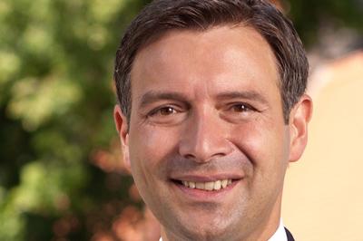 André Schaller, stellvertretender Landesvorsitzender der Märkischen Union
