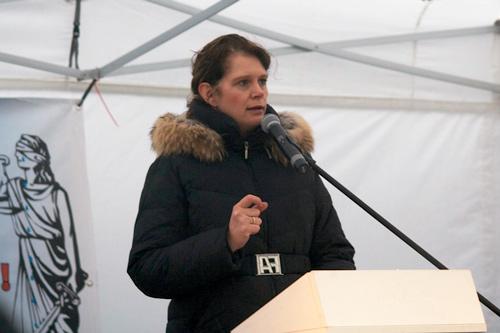 Landesvorsitzende Dr. Saskia Ludwig