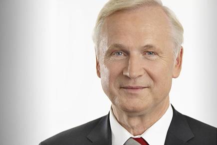 Generalsekretär Dieter Dombrowski MdL