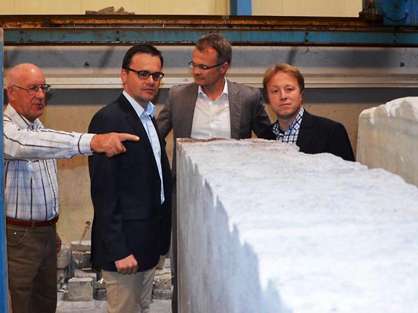 Jan Redmann, Michael Schierack und Sebastian Steineke