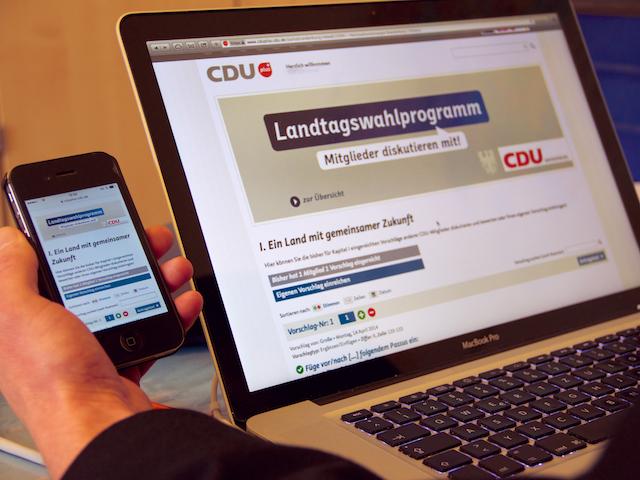 Diskussionsplattform im CDUplus-Mitgliedernetz