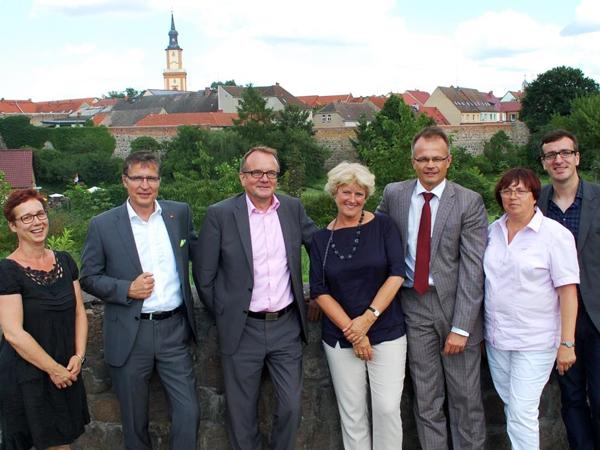 Uckermarkreise mit Kulturstaatsministerin Monika Grütters