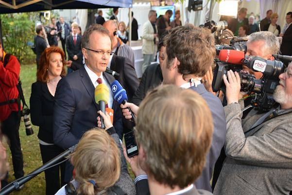 Landes- und Fraktionsvorsitzender Michael Schierack