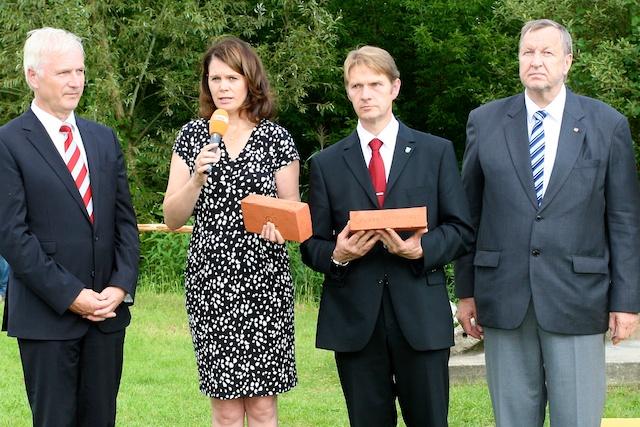 Gedachten der Opfer: Ingo Hansen, Dieter Dombrowski, Saskia Ludwig, Bodo Oehme