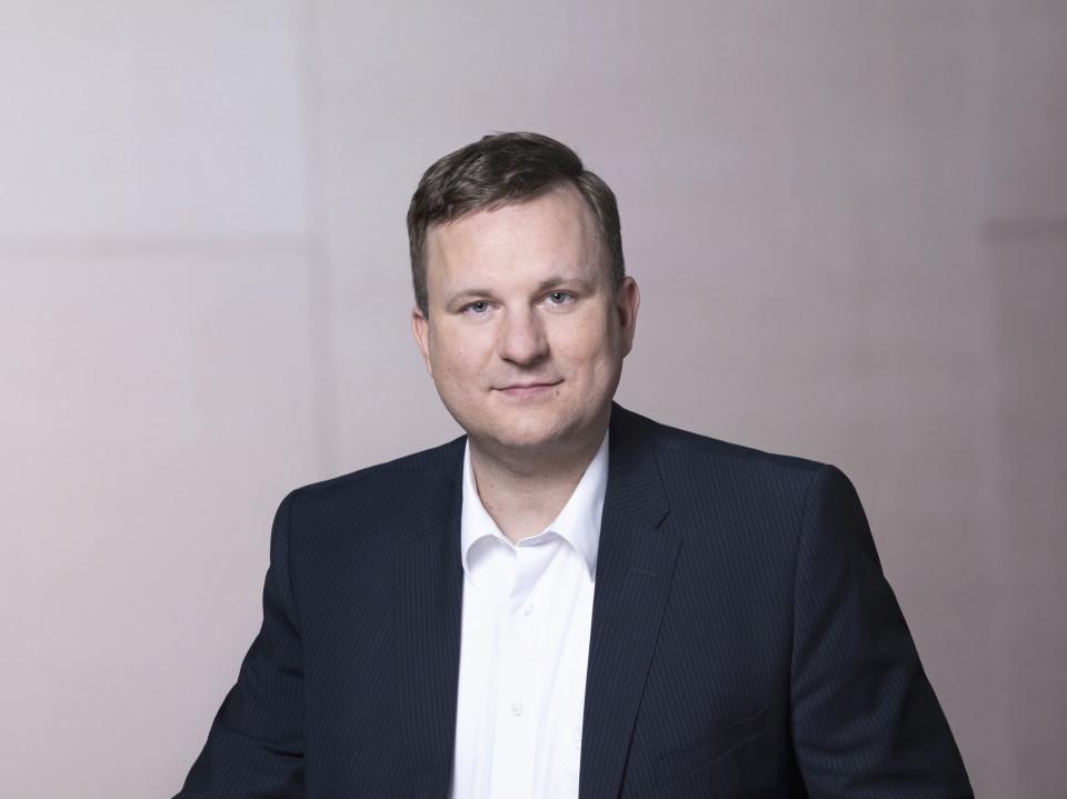 Generalsekretär Steeven Bretz