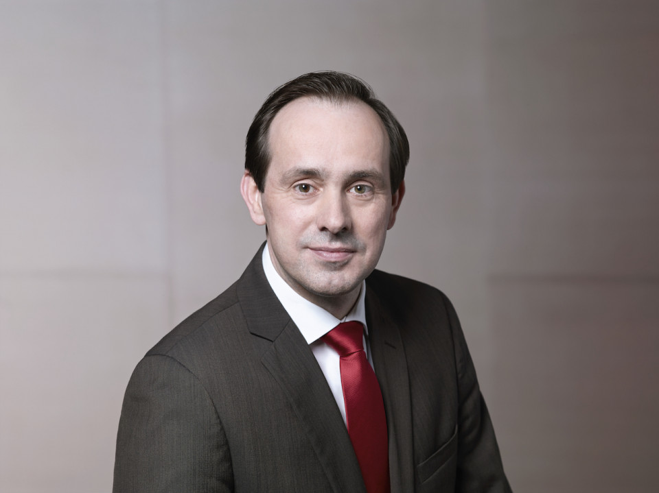 Landesvorsitzender Ingo Senftleben MdL