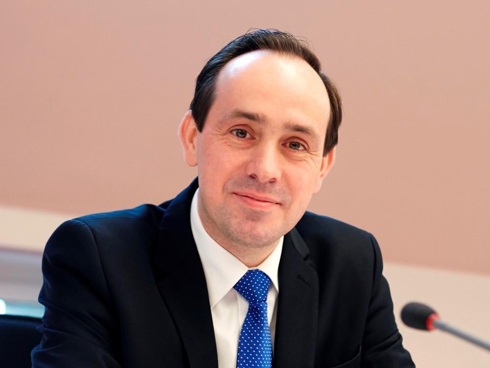 Landesvorsitzender Ingo Senftleben
