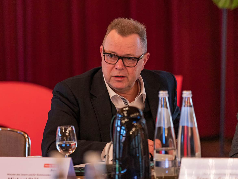 Interview mit Michael Stübgen im Prignitzer