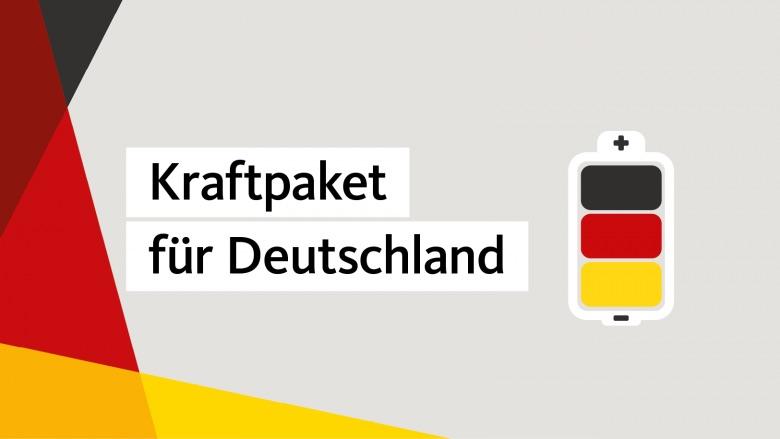 Ein Kraftpaket für Deutschland