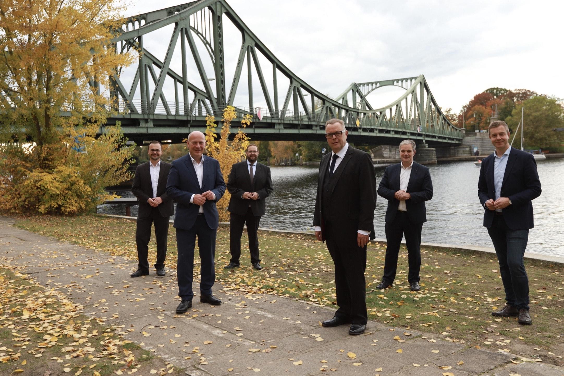 Treffen der CDU Brandenburg mit der CDU Berlin: