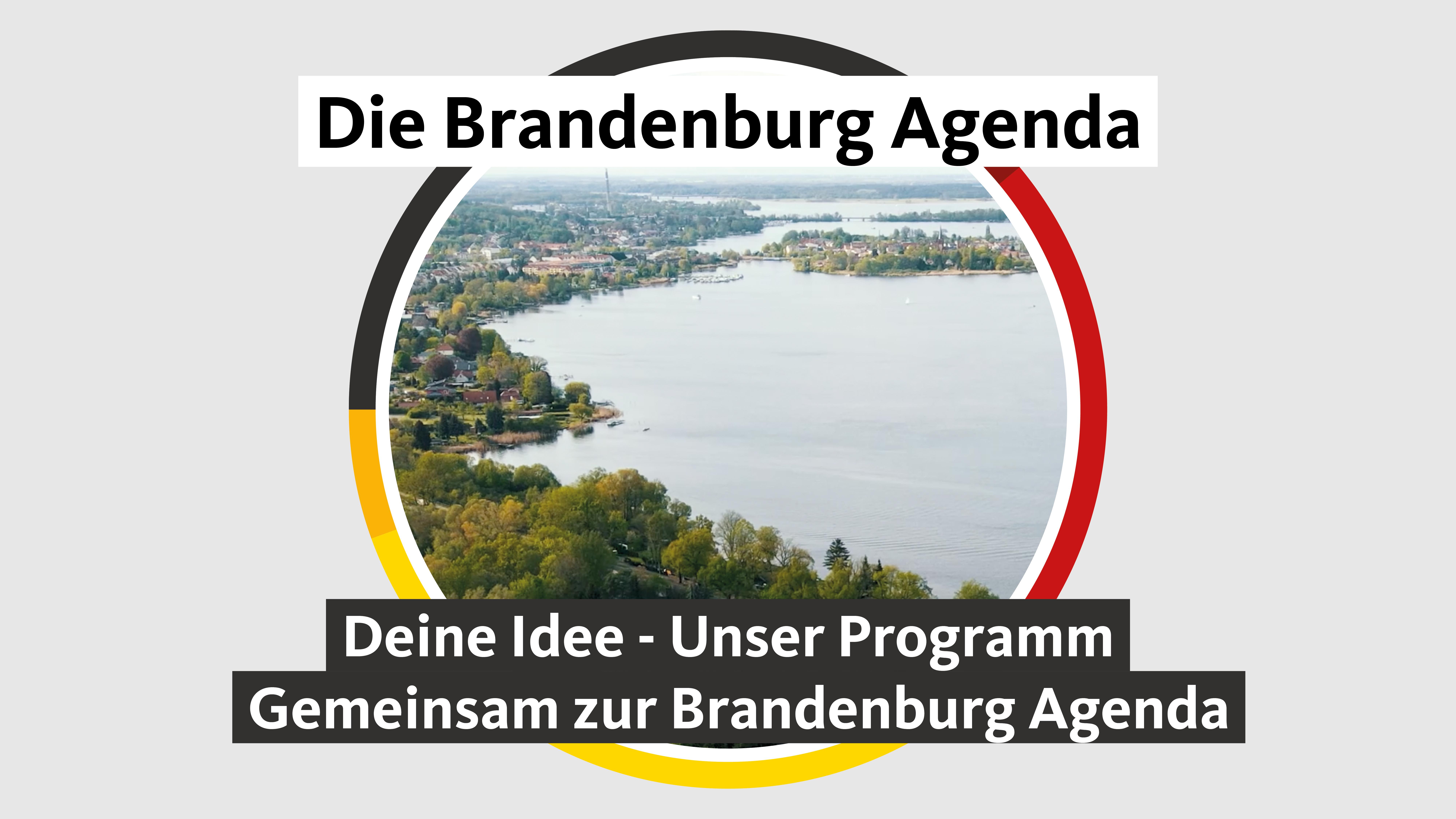 Brandenburg Agenda gestartet
