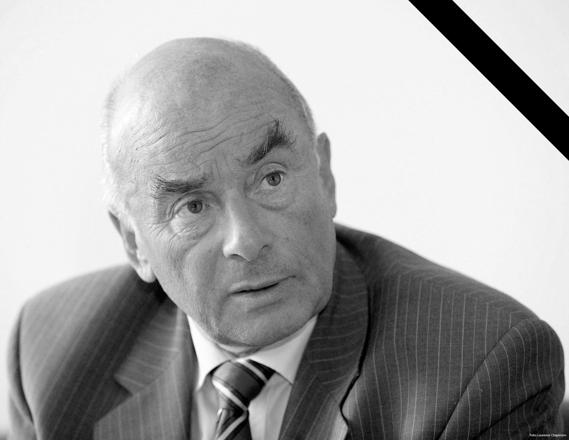 Jörg Schönbohm †